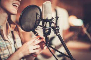 Mikrofoon Studio