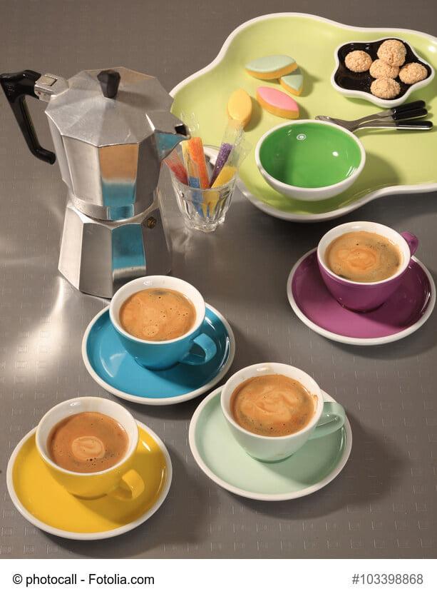 Espresso Kocher