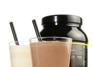 Proteīna krata - kakao un vaniļas