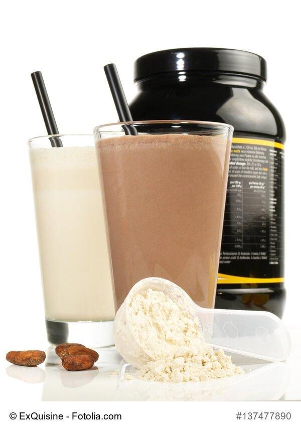 Белоктун Shake - какао, таттуулар жана алар Vanilla