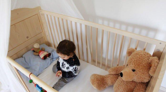 llit de nadó