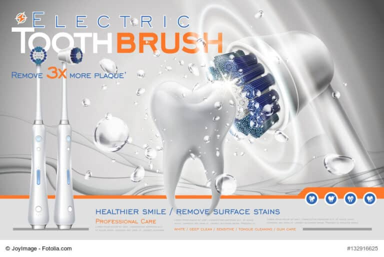 Elektriske roterende tandbørster