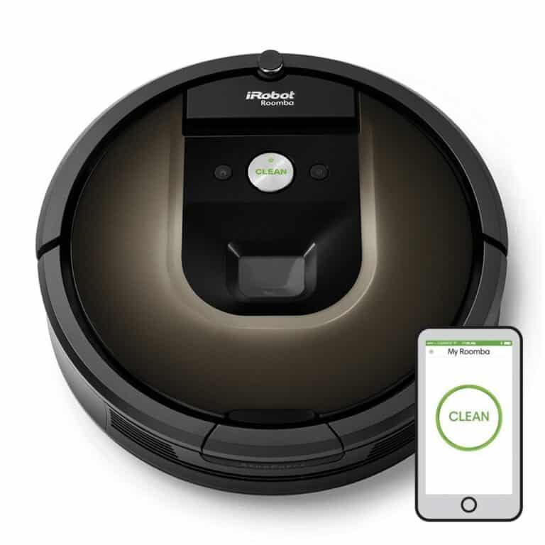 Roomba 980 e iRobot