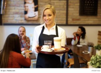 coffee-waitress